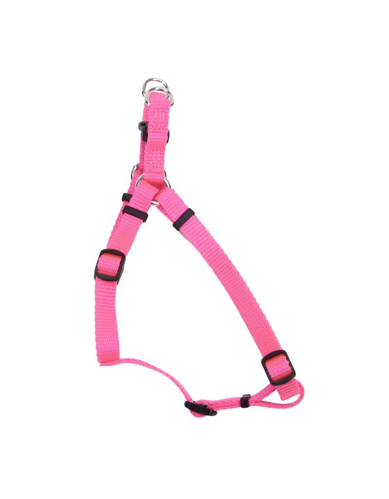 """Coastal Comfort Harness Pink 5/8""""W 24""""L"""