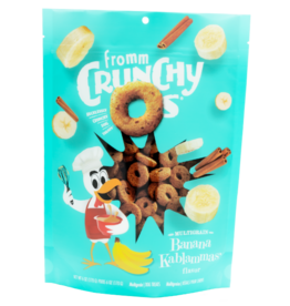 Fromm Crunchy O's Banana Kablammas 6oz