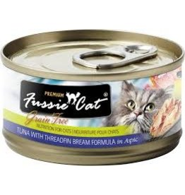 Fussie Cat Tuna with Threadfin Bream 2.8oz