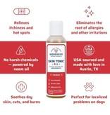Wondercide Anti Itch Skin Tonic Oil with Neem 4oz