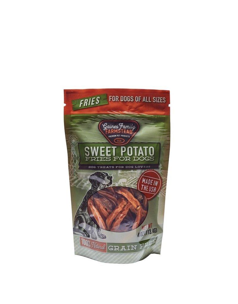 Gaines Family Farmstead Sweet Potato Fries 4oz