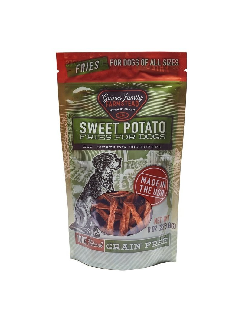Gaines Family Farmstead Sweet Potato Fries 8oz