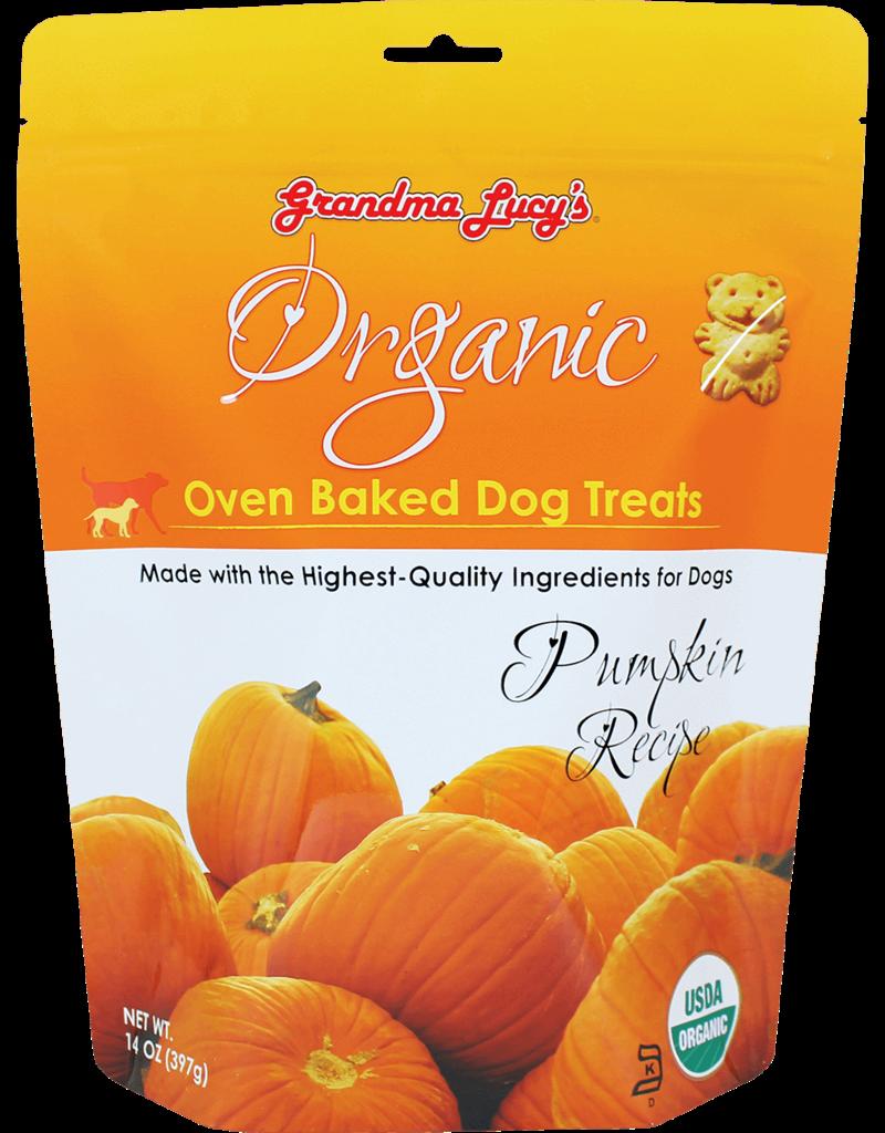 Grandma Lucy's Organic Oven Baked Pumpkin 14oz