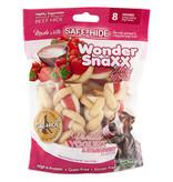 WonderSnaxx Vanilla Yogurt & Strawberry Braid Small/Medium 8ct