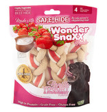 WonderSnaxx Vanilla Yogurt & Strawberry Braid Large 4ct