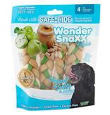WonderSnaxx Peanut Butter & Apple Braid Large 4ct