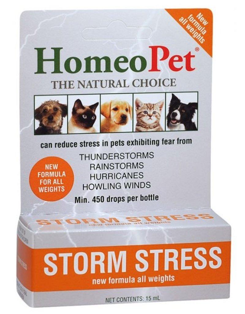 HomeoPet Storm Stress 15ml