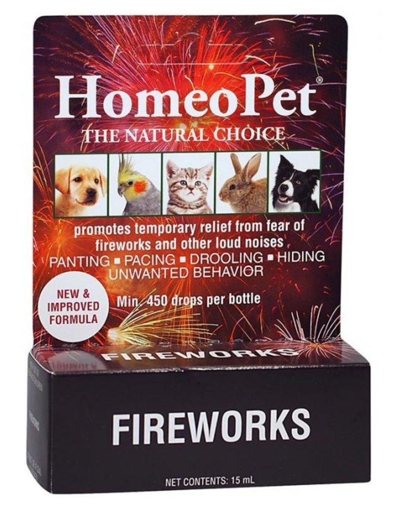 HomeoPet Fireworks 15ml