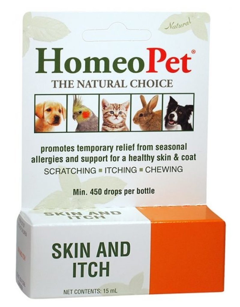 HomeoPet Skin & Itch 15ml