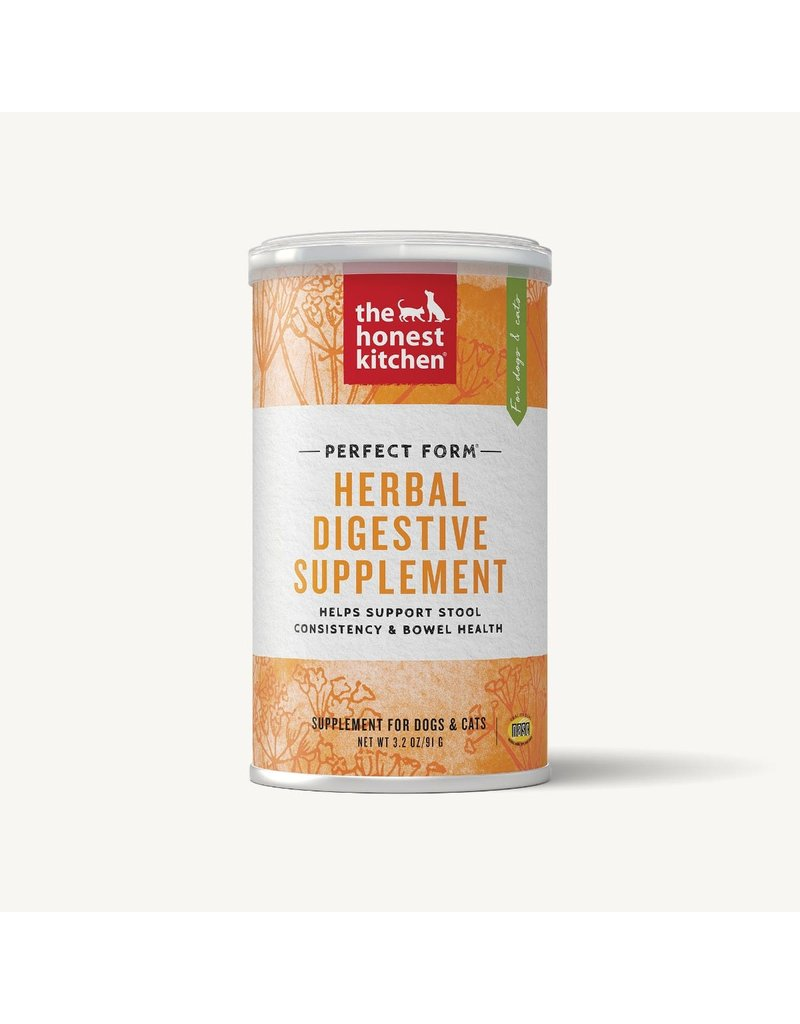 Honest Kitchen Perfect Form Herbal Digestive Supplement 3.2oz