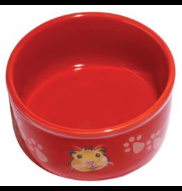 KayTee Paw-Print Hamster Bowl
