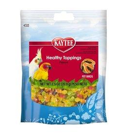 KayTee Healthy Toppings Papaya for Bird 2.5oz