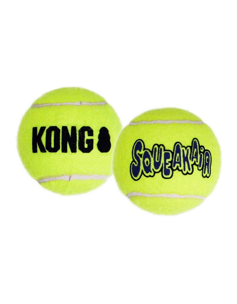 Kong SqueakAir Tennis Ball Medium 6pk