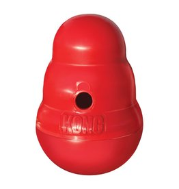 Kong Wobbler Treat/Food Dispenser Small