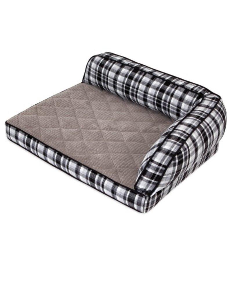 La-Z-Boy Spencer Plaid Sadie Orthopedic Sofa Bed