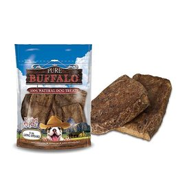 Loving Pets Buffalo Lung Steak 4oz