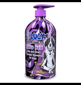 Lucy's Pet Products Purple Rain Lavender Shampoo 17oz