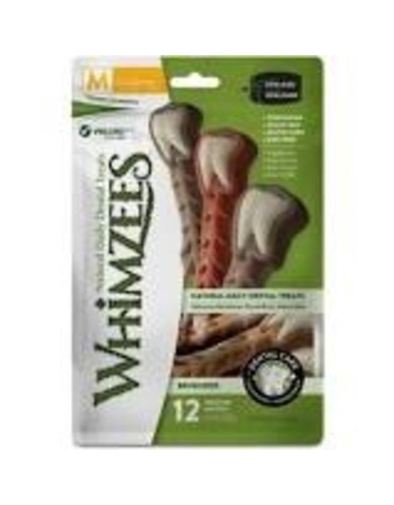 Whimzee Medium Brushzees 12ct