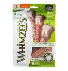 Whimzee Large Brushzees 6ct