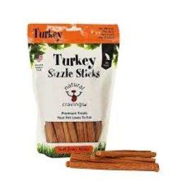 Natural Cravings Turkey Sizzle Sticks 12oz