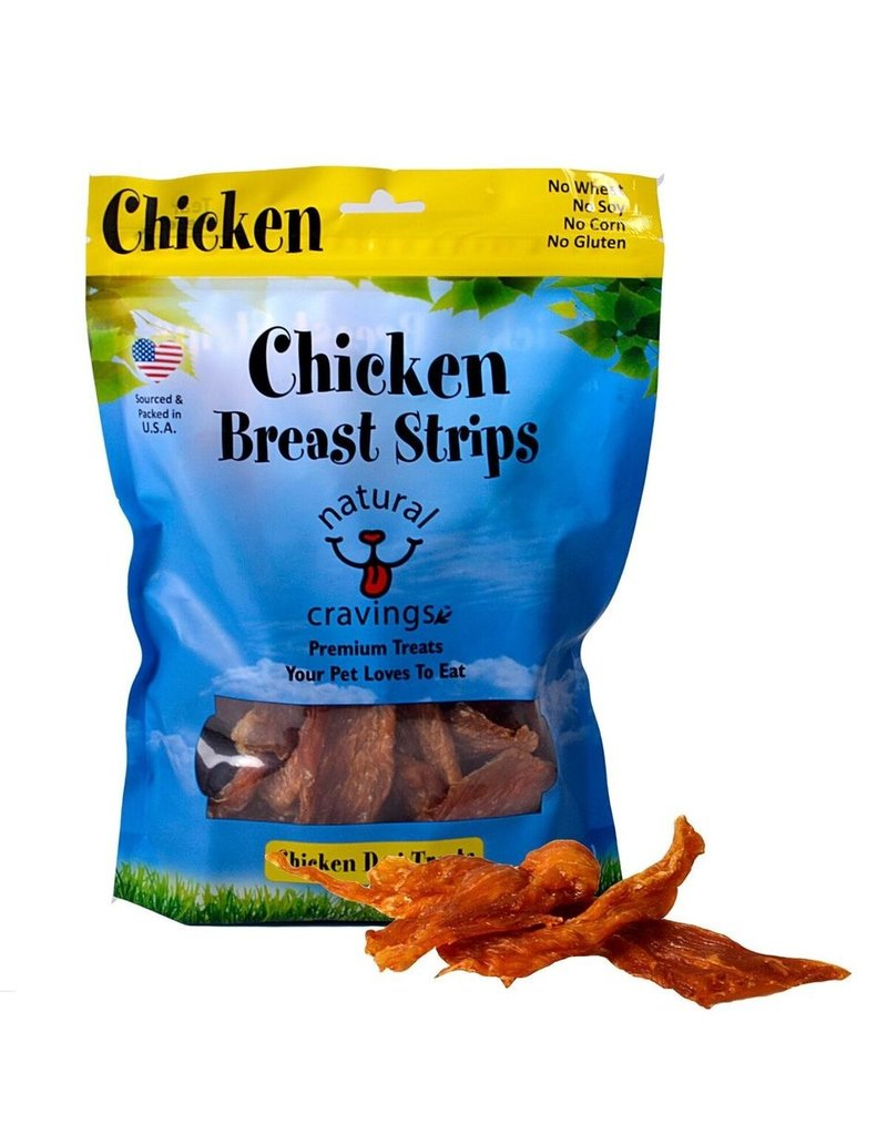 Natural Cravings Chicken Breast Strips 12oz