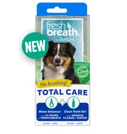 TropiClean Total Care Dental Kit 2pc