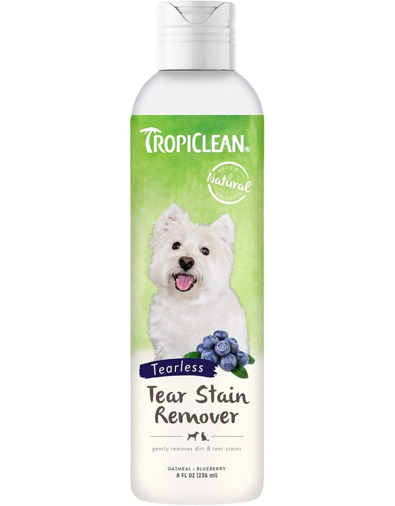 TropiClean Tear Stain Remover 8oz