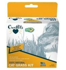 OurPets Cosmic Kitty Cat Grass