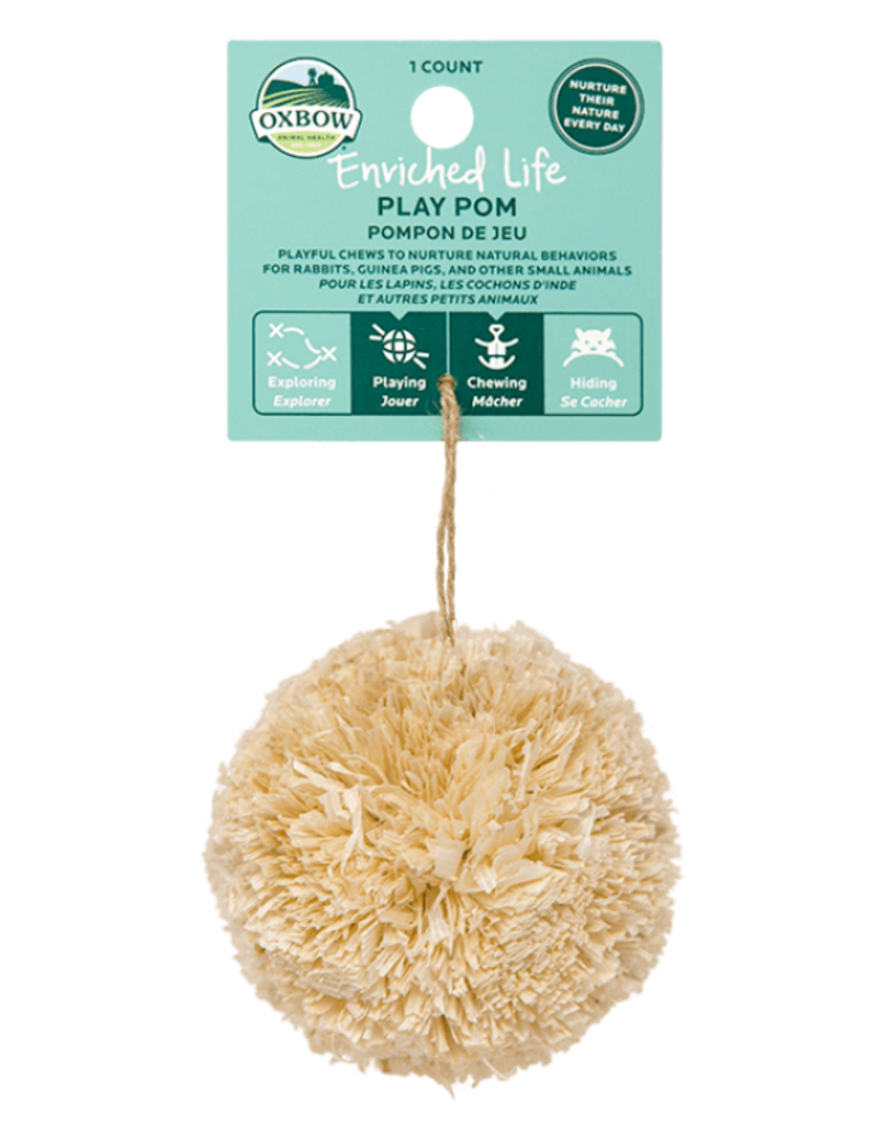 Oxbow Enriched Life Play Pom