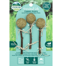 Oxbow Animal Health Enriched Life Timmy Pops