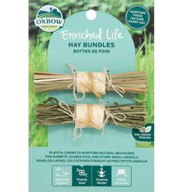 Oxbow Animal Health Enriched Life Hay Bundles