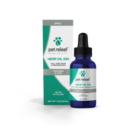 Pet Releaf Hemp Oil 100mg CBD
