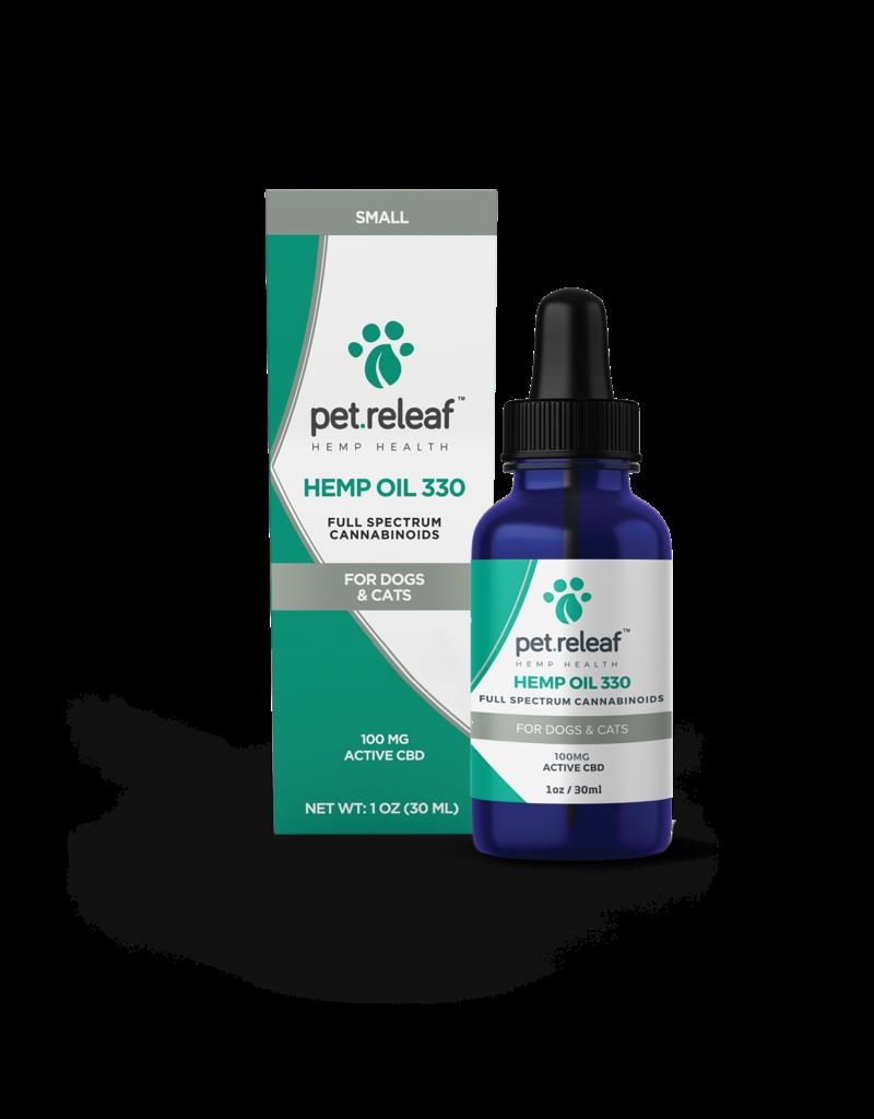 Pet Releaf Hemp Oil 100mg CBD