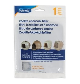 Petmate Zeolite Filter for Hooded Litter Pans Jumbo