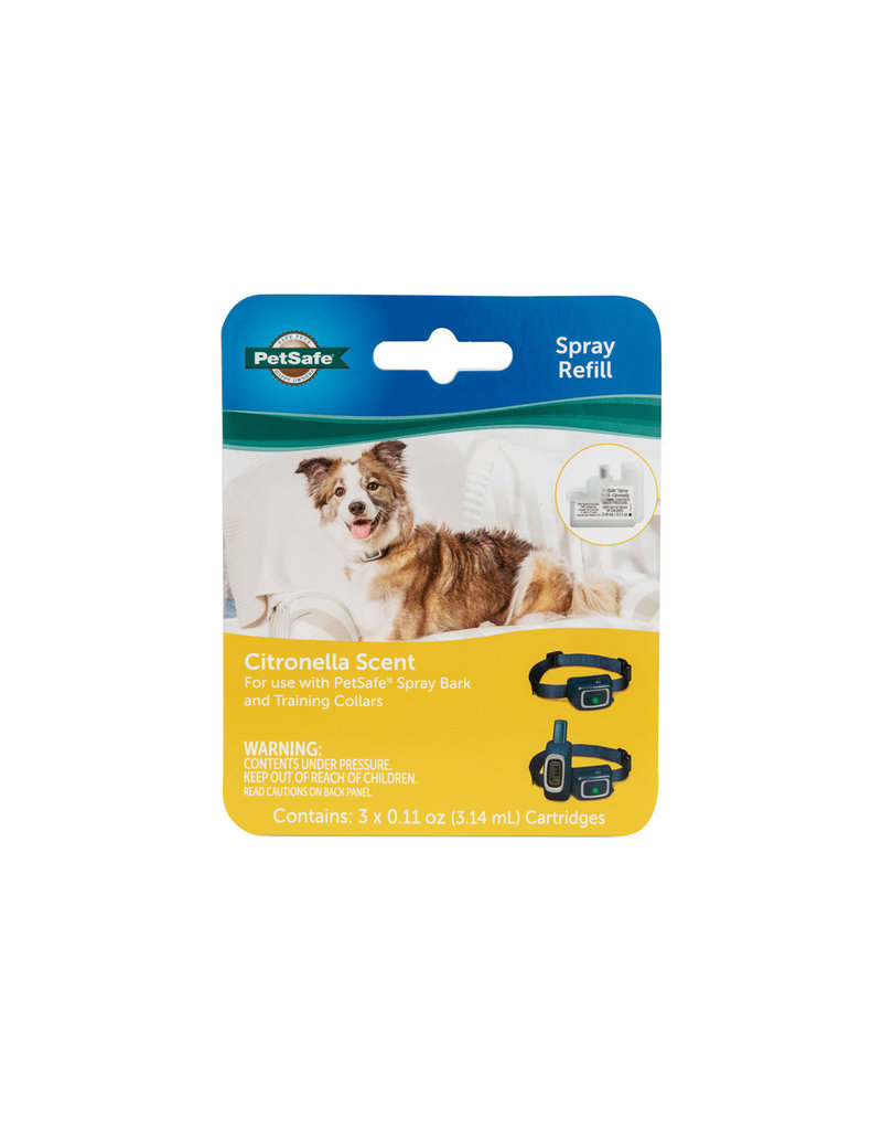 PetSafe Citronella Collar Refill 3pk