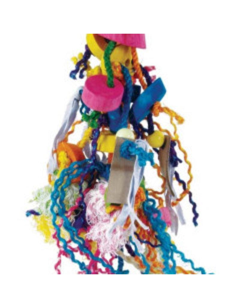 Prevue Pet Products Bodacious Bites Voracious Bird Toy