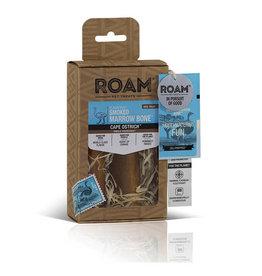 ROAM Cape Ostrich Smoked Marrow Bone Small 2pk