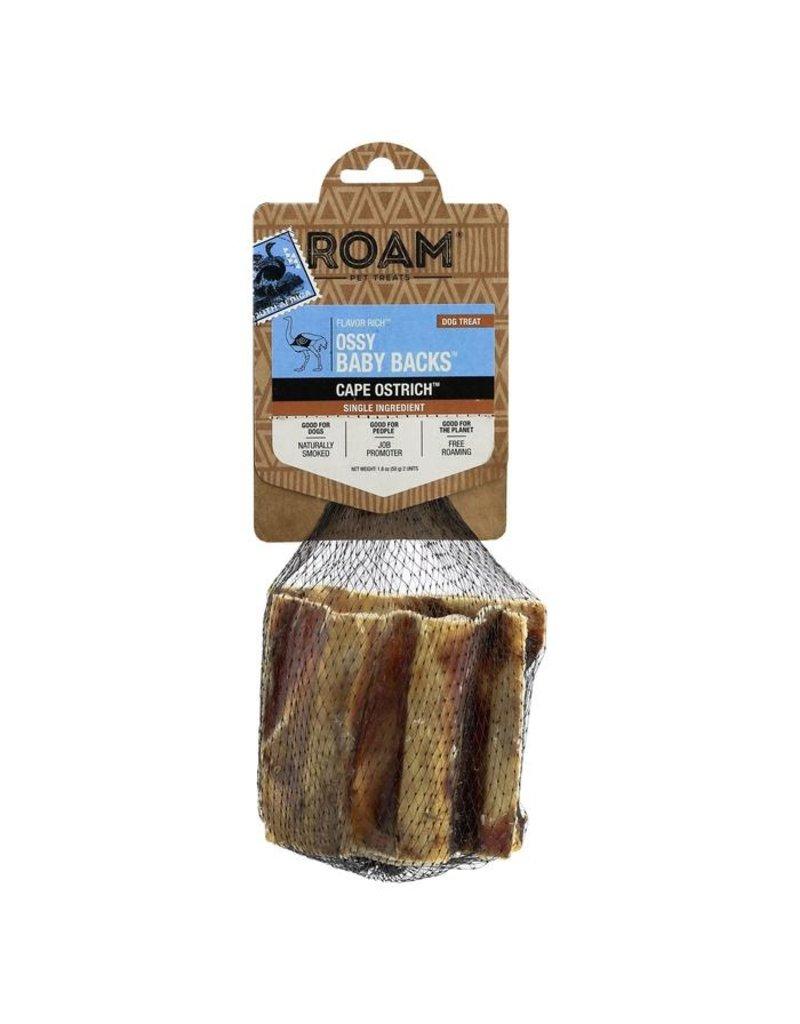 ROAM Cape Ostrich Ossy Baby Backs 2pk