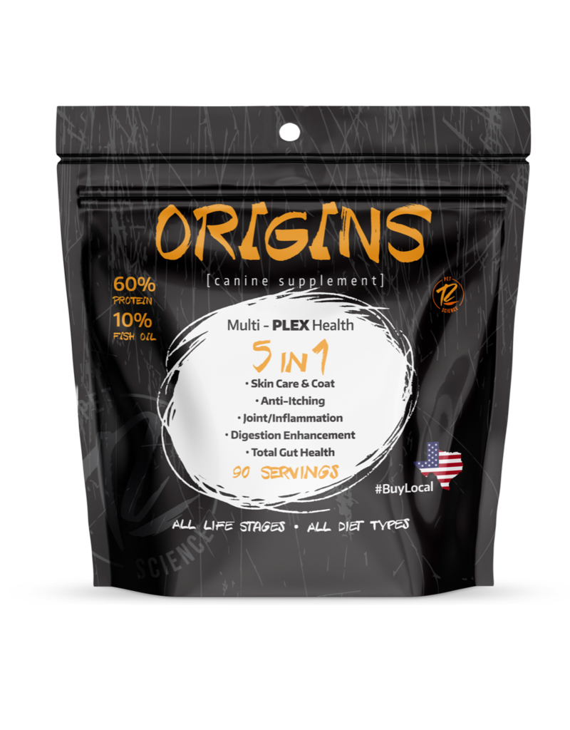 Rogue Origins 5 in 1 Pet Supplement 2lb