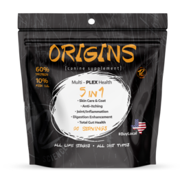 Rogue Origins 5 in 1 Pet Supplement .5lb