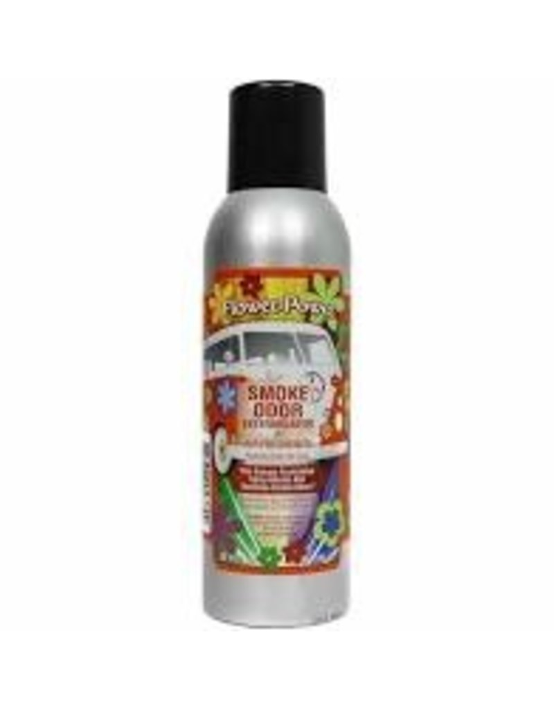 Specialty Pet Products Odor Eliminating Spray Flower Power