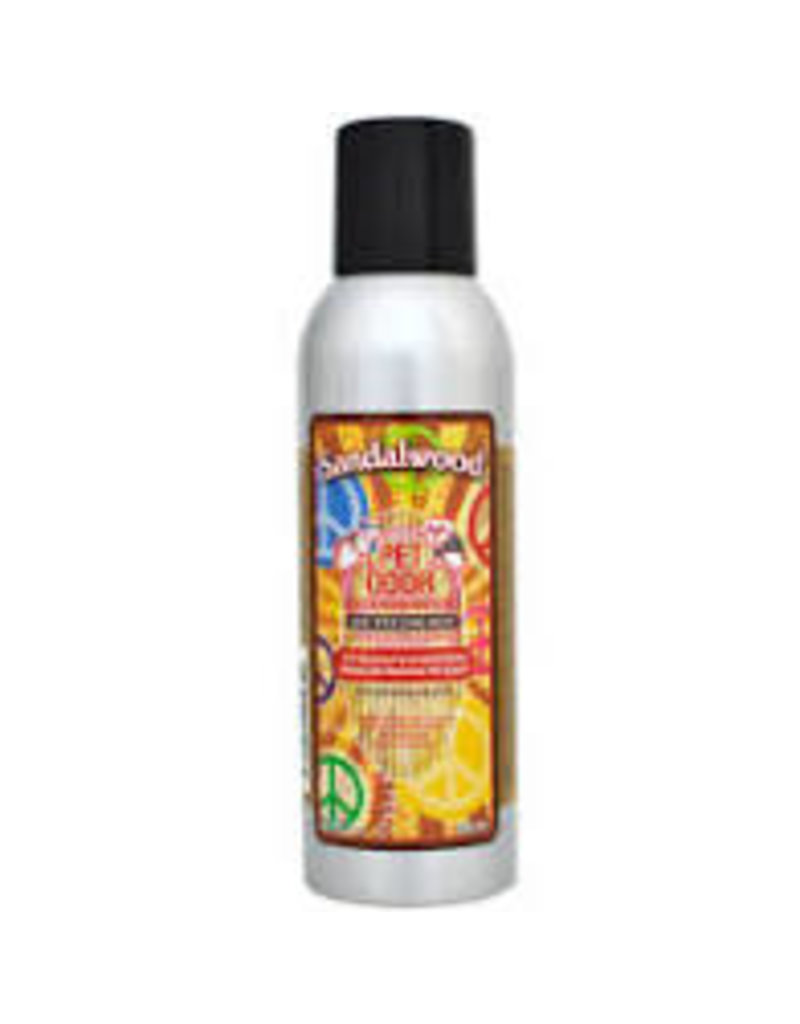 Specialty Pet Products Odor Eliminating Spray Sandalwood