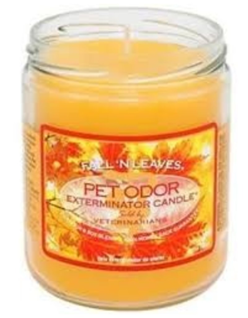 Specialty Pet Products Odor Exterminator Candle Fall'n Leaves