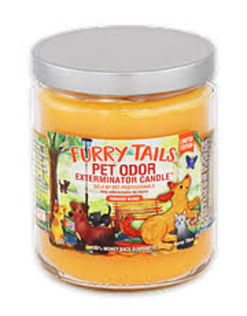 Specialty Pet Products Odor Exterminator Candle Furry Tails