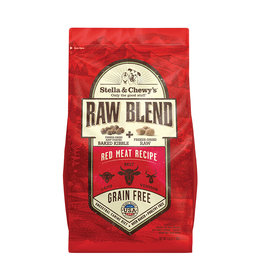 Stella and Chewy's Stella & Chewy's Dog Dry GF Raw Blend Red Meat 10#