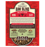 Stella & Chewy's Stella & Chewy's Dog Dry GF Raw Blend Red Meat 10#