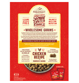 Stella & Chewy's Raw Coated Chicken Recipe with Wholesome Grains 22lb