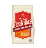 Stella & Chewy's Essentials Grass Fed Beef & Ancient Grains 25lb