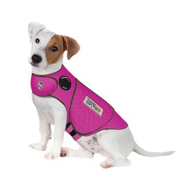 ThunderShirt Calming Dog Wrap Fuchsia Sport Small