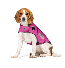 ThunderShirt Calming Dog Wrap Fuchsia Sport Medium